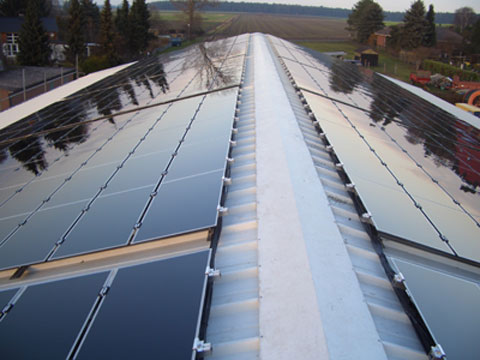 Photovoltaik Industrie 2
